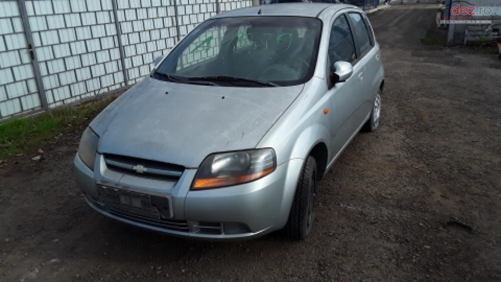 Dezmembrez Chevrolet Kalos An 2005 Dezmembrări auto în Sinesti, Ialomita Dezmembrari