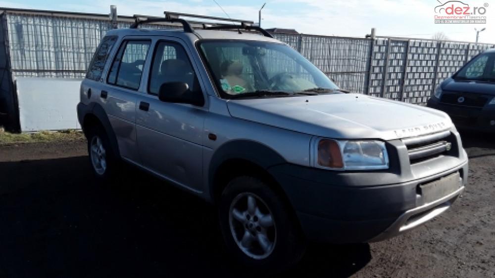 Dezmembrez Land Rover Freelander An 2000 Dezmembrări auto în Sinesti, Ialomita Dezmembrari