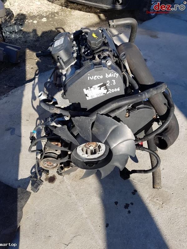 Motor complet Iveco Daily 2006 Piese auto în Popesti-Leordeni, Ilfov Dezmembrari