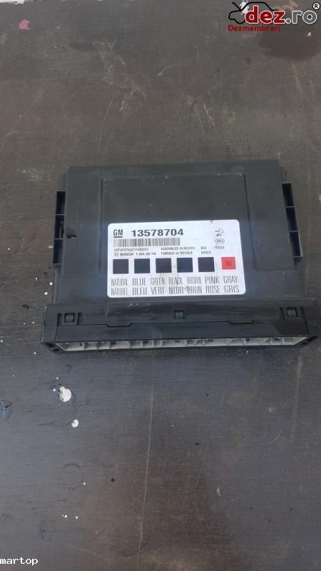 Calculator confort Opel Insignia 2011 cod 13578704 Piese auto în Popesti-Leordeni, Ilfov Dezmembrari