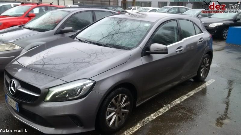 Dezmembrez Mercedes A 180 2016 1 5 Diesel Automat Dezmembrări auto în Bucuresti, Bucuresti Dezmembrari