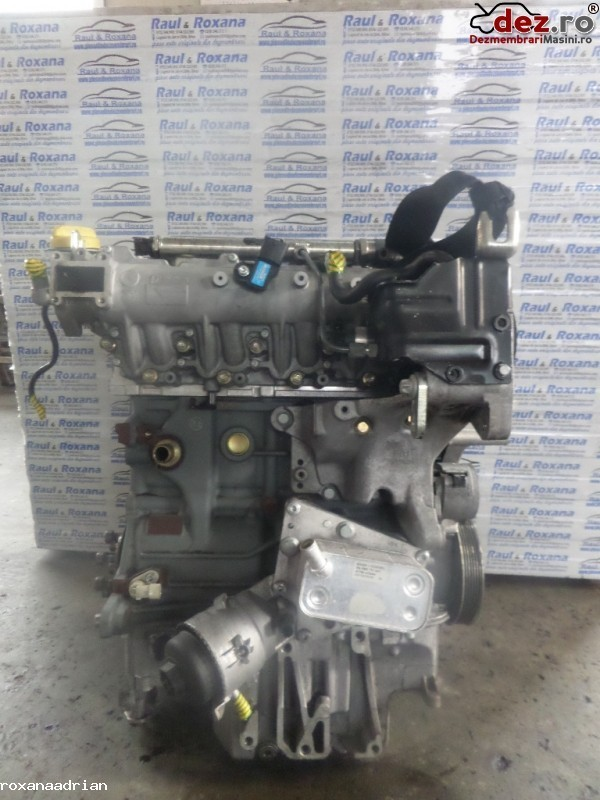 Motor fara subansamble Saab 9-3 2006 cod z19dth