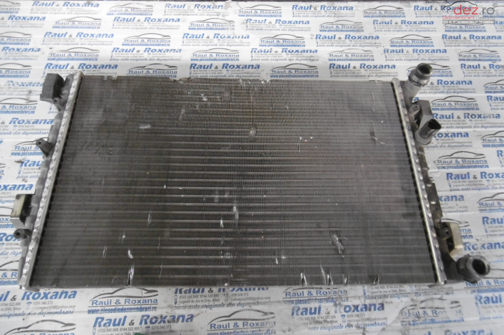 Radiator Racire Skoda Fabia 2 1 2b  cod 6q0121053q Piese auto în Lugasu de Jos, Bihor Dezmembrari