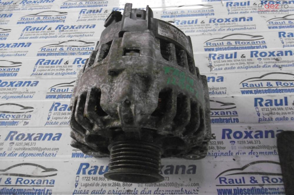 Alternator Skoda Fabia 1 1 2b  cod 03d903025j Piese auto în Lugasu de Jos, Bihor Dezmembrari