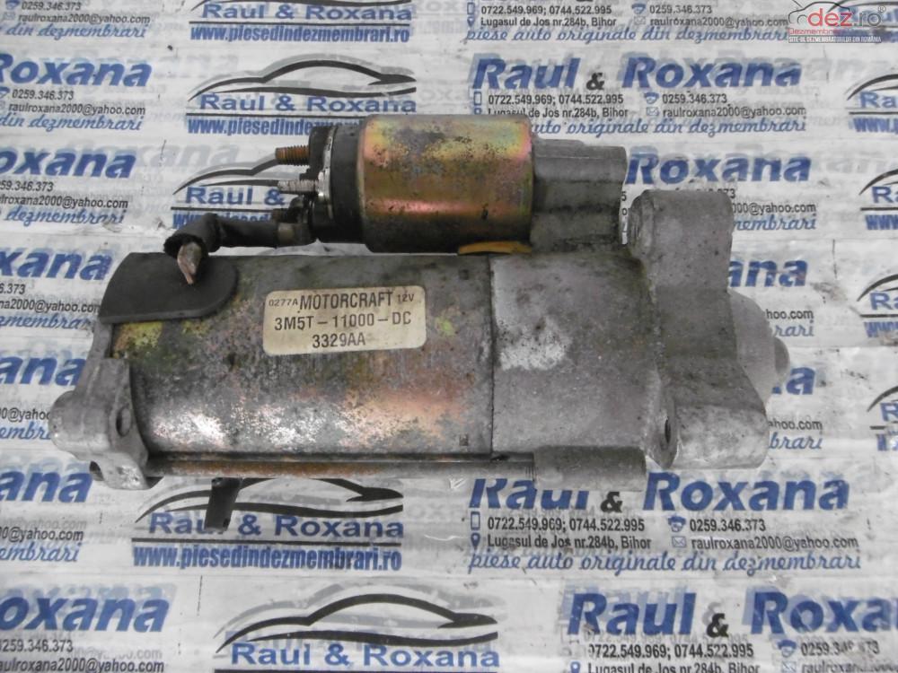 Electromotor Ford Focus C Max 2 0tdci cod 3m5t-11000-dc Piese auto în Lugasu de Jos, Bihor Dezmembrari