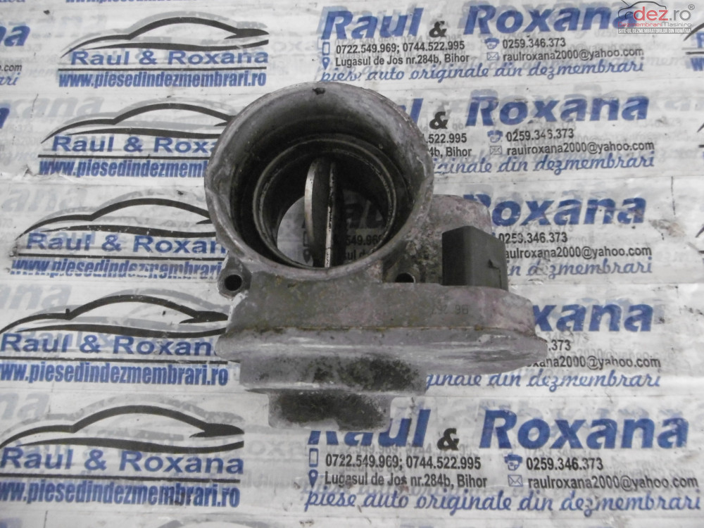 Clapeta Acceleratie Vw Touran 1 9tdi Bxe  cod 038128063g Piese auto în Lugasu de Jos, Bihor Dezmembrari