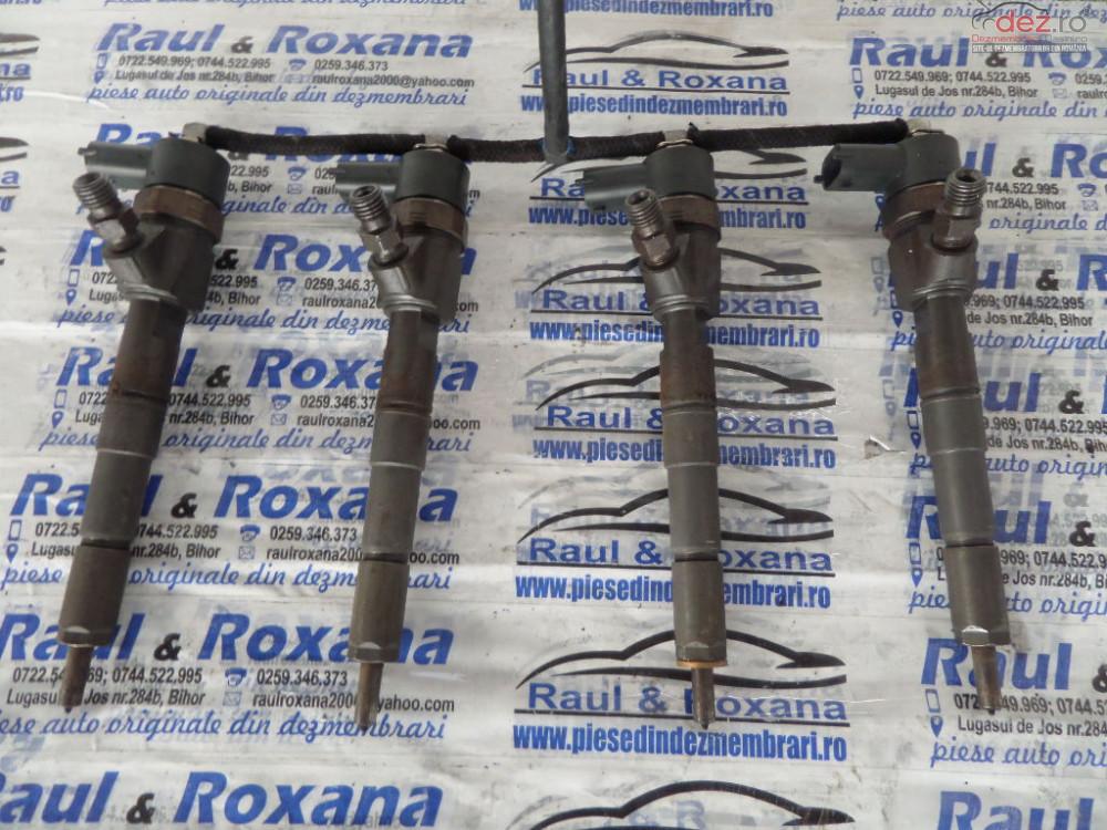 Injector Audi A4 2 0tdi  cod 0445110327 Piese auto în Lugasu de Jos, Bihor Dezmembrari