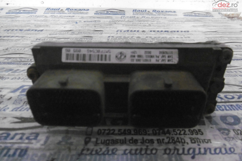 Calculator Motor Fiat Punto 1 2b cod 51782650 Piese auto în Lugasu de Jos, Bihor Dezmembrari