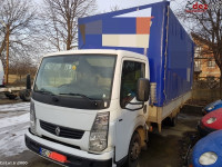 Dezmembrez Renault Maxity an 2011 motor 2500cc euro 4 130 cp Dezmembrări camioane în Bacau, Bacau Dezmembrari