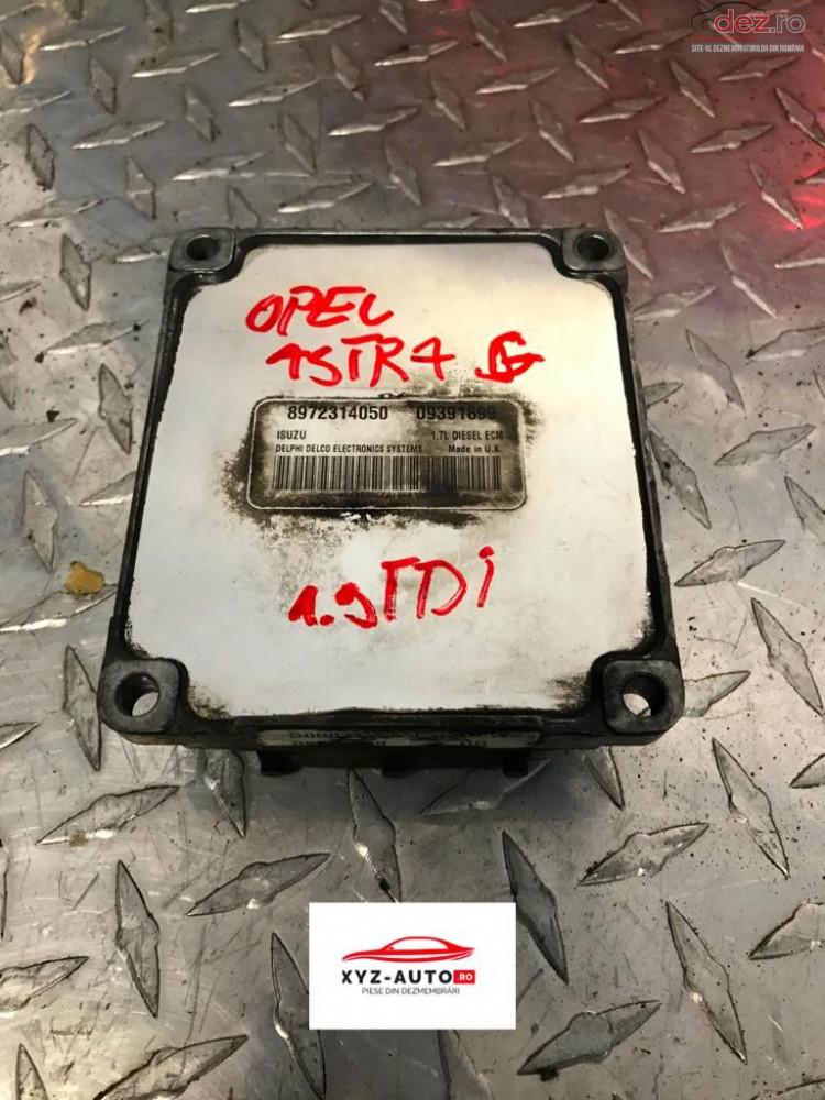 Calculator Motor Opel Astra G 1 9 Tdi cod 8972314050 Piese auto în Oradea, Bihor Dezmembrari