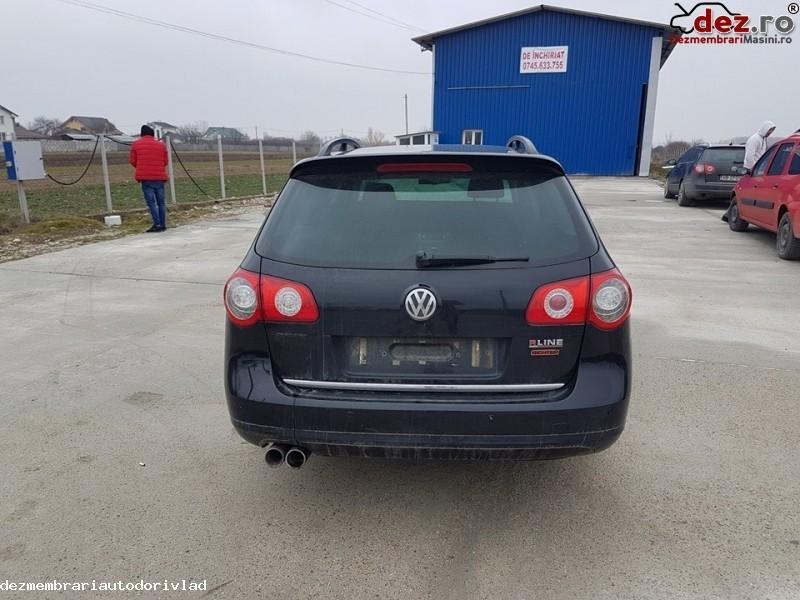 Bara spate Volkswagen Passat 2009