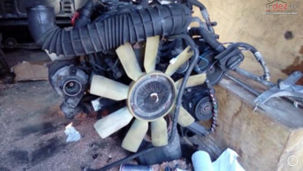 Motor 2 2 Cdi 109 Mercedes Vito W639 cod 646 Piese auto în Timisoara, Timis Dezmembrari