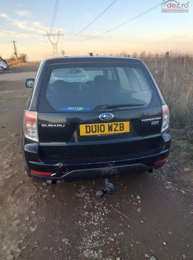 Dezmembrez Subaru Forester 2 0 Diesel Dezmembrări auto în Falticeni, Suceava Dezmembrari