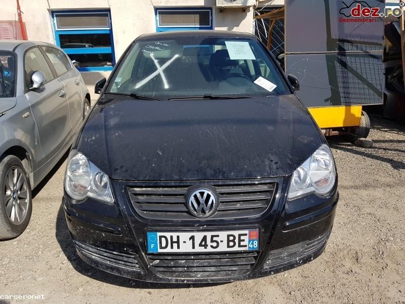 Vand Volkswagen Polo 2008 Avariat Import Franta   Inmatriculabil  Mașini avariate în Nicolae Balcescu, Bacau Dezmembrari