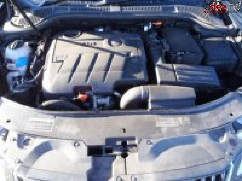 Vand biela de 2 0tdi skoda superb an 2010 vindem si alte piese motor egr Dezmembrări auto în Lugasu de Jos, Bihor Dezmembrari