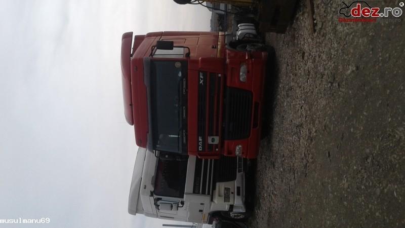 Dezmembrez daf Xf 95 fabricutie 2004 Dezmembrări camioane în Albota, Arges Dezmembrari