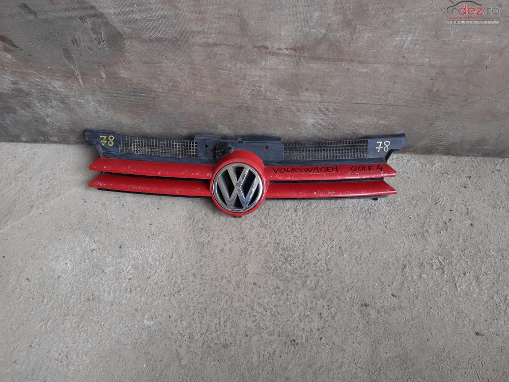 Vand Grila Radiator Volkswagen Golf Mk4 (4) 1998  2005  cod 1J0853651L Piese auto în Craiova, Dolj Dezmembrari