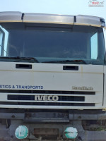 Vand Bara Fata Camion Iveco Eurotech 340 Cp Din 1998 Dezmembrări camioane în Craiova, Dolj Dezmembrari