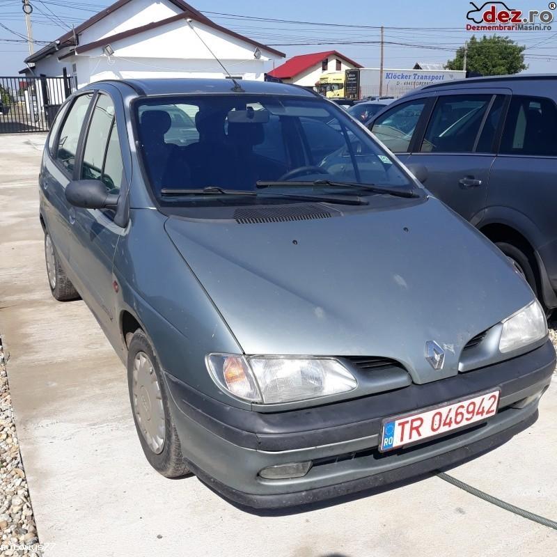 Dezmembrez Renault Megane Scenic An 1999 Dezmembrări auto în Alexandria, Teleorman Dezmembrari