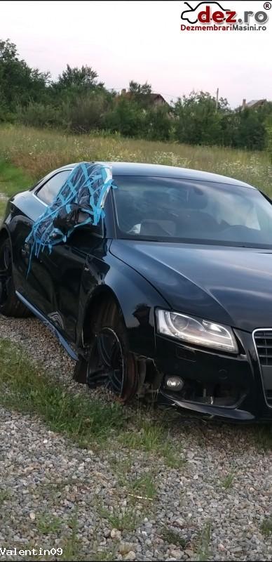 Vand Audi A5 2 7 Automat Mașini avariate în Targu Jiu, Gorj Dezmembrari