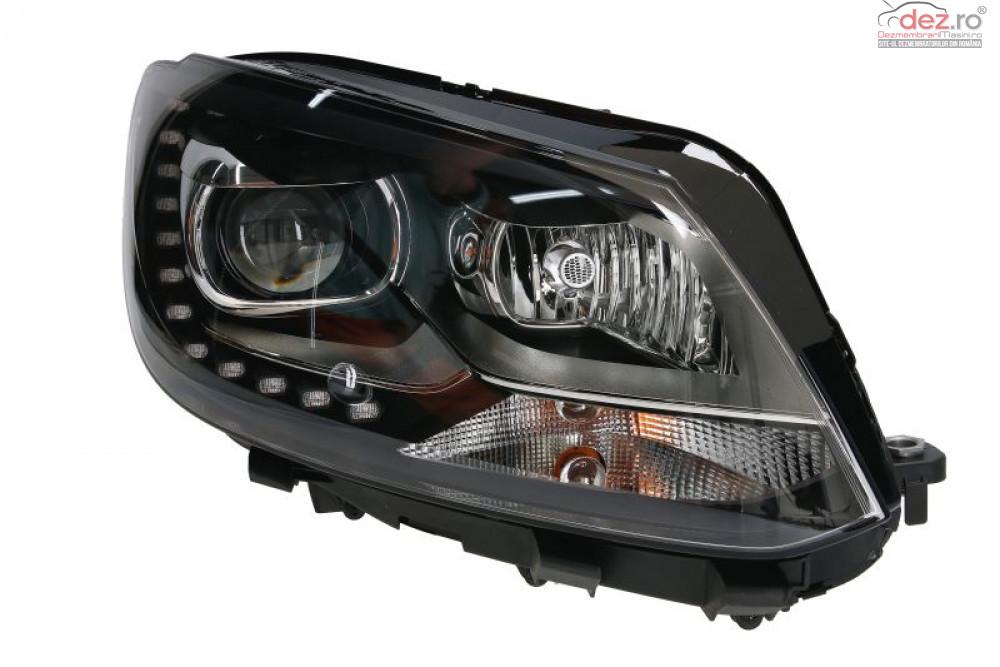 Cumpar Far Dreapta Touran Pentru Volkswagen Touran Din 2010 Dezmembrări auto în , Dezmembrari