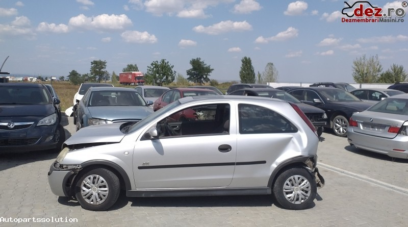 Dezmembram Opel Corsa C  1 2 S  An Fabricatie 2003  Dezmembrări auto în Stalpu, Buzau Dezmembrari