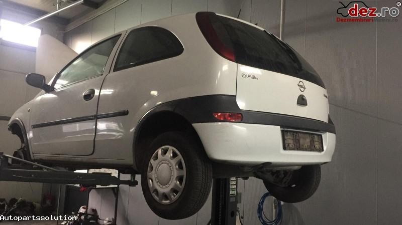 Dezmembram Opel Corsa C 1 0 Benzina An Fabr 2002  Dezmembrări auto în Stalpu, Buzau Dezmembrari