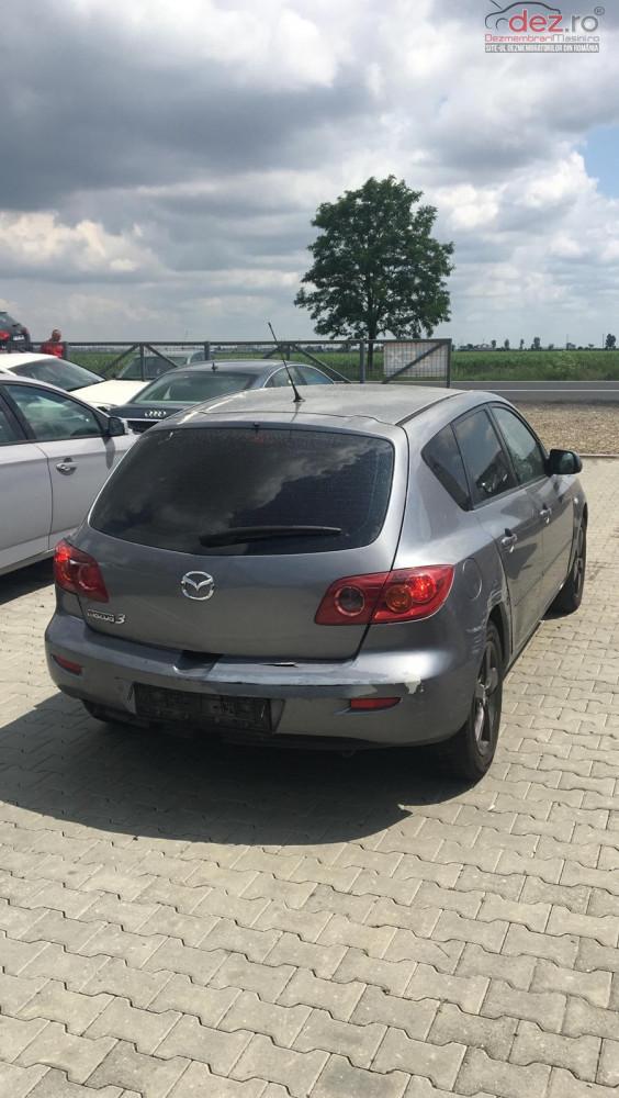 Dezmembram Mazda 3   1 6 D  An Fabr 2005  Dezmembrări auto în Stalpu, Buzau Dezmembrari