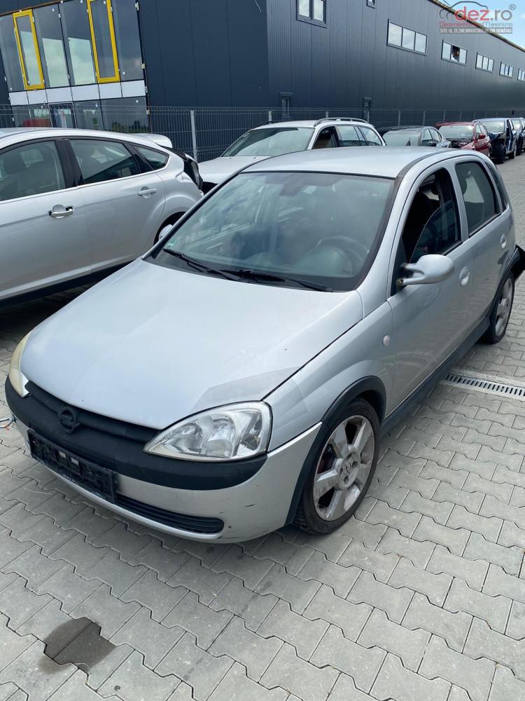 Dezmembram Opel Corsa C 1 8 Benzina An Fabr 2004  Dezmembrări auto în Stalpu, Buzau Dezmembrari