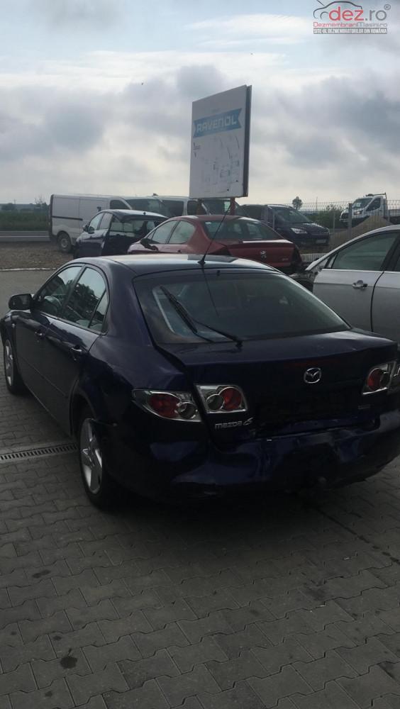 Dezmembram Mazda 6   2 0 Benzina An Fabr 2006  Dezmembrări auto în Stalpu, Buzau Dezmembrari