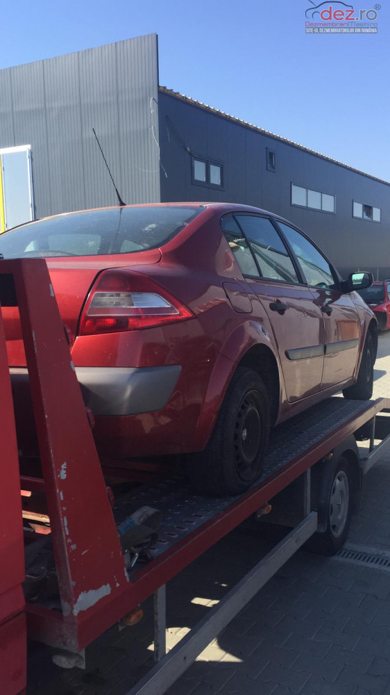 Dezmembram Renault Megane 2 1 5 Dci An Fabr 2007 Dezmembrări auto în Stalpu, Buzau Dezmembrari