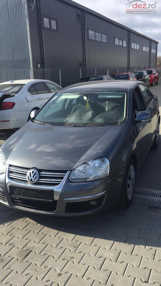 Dezmembram Volkswagen Jetta 1 6 Benzina An Fabr 2008 Dezmembrări auto în Stalpu, Buzau Dezmembrari