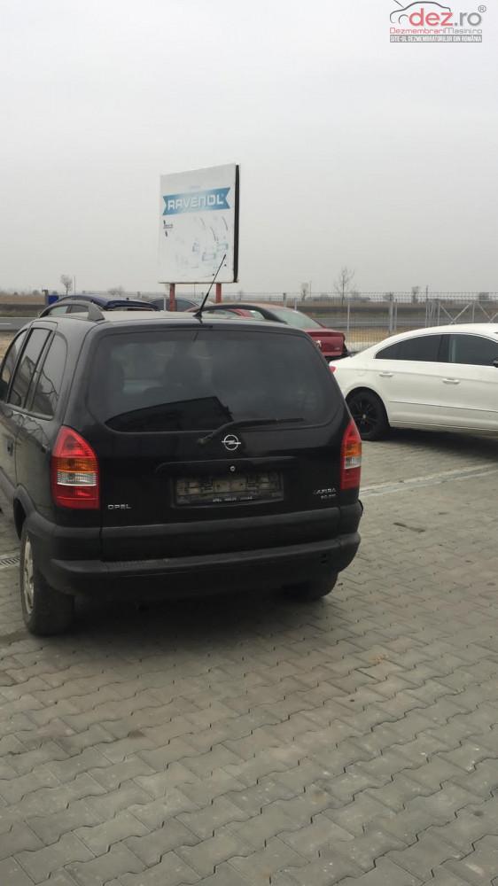 Dezmembram Opel Zafira A 2 0 D An Fabr 2002 Dezmembrări auto în Stalpu, Buzau Dezmembrari