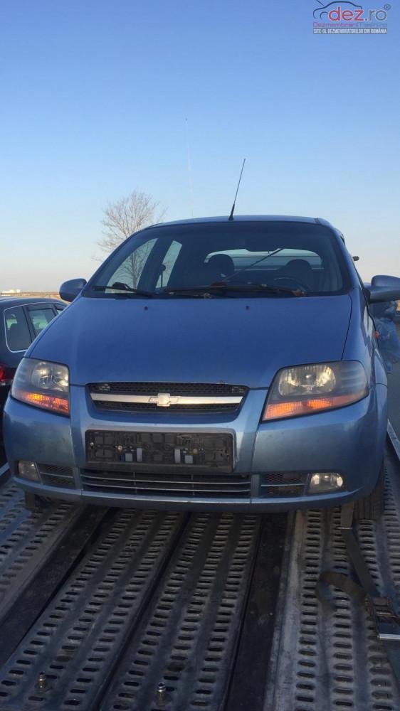 Dezmembram Chevrolet Kalos 1 4 Benzina An Fabr 2005 Dezmembrări auto în Stalpu, Buzau Dezmembrari