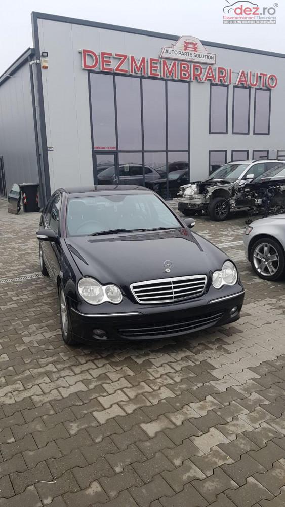 Dezmembram Mercedes Benz C Class 2 2 Cdi An Fabr 2006 Dezmembrări auto în Stalpu, Buzau Dezmembrari