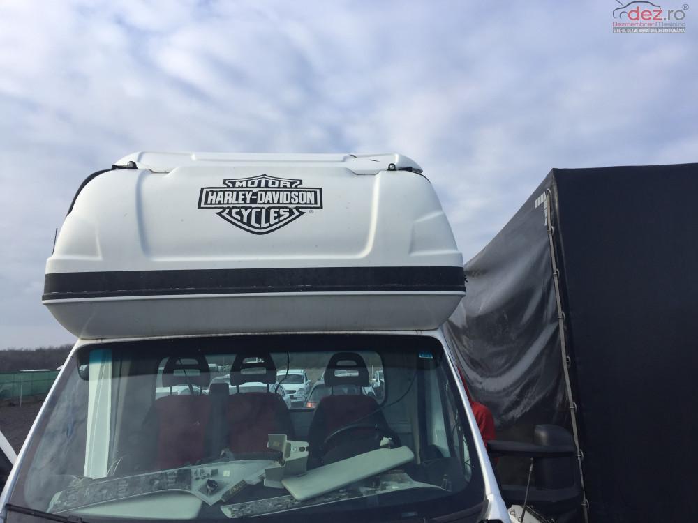 Dormitor Cabina Fiat Ducato An Fabr 2015 în Stalpu, Buzau Dezmembrari