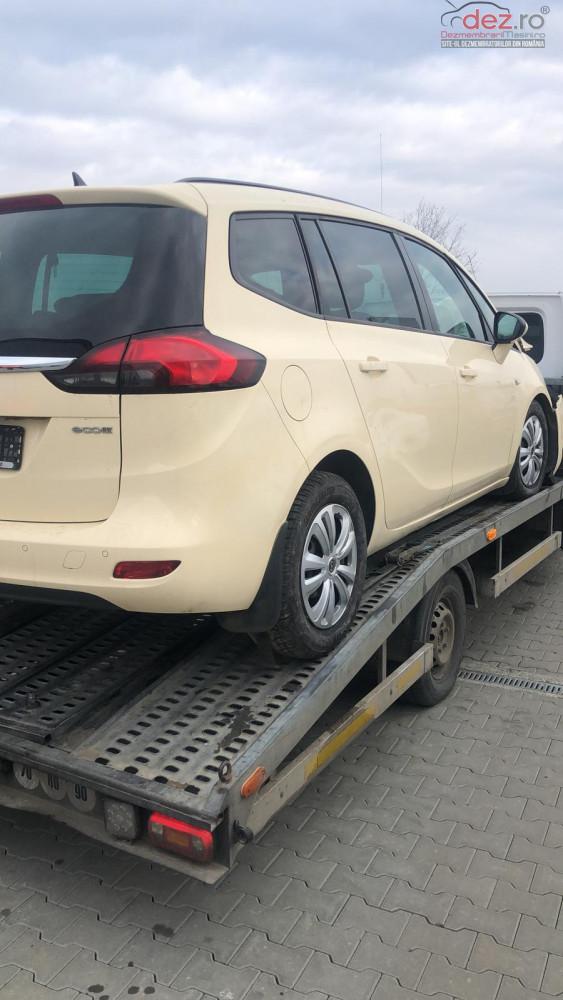 Dezmembram Opel Zafira C 1 6 Cdti An Fabr 2014 în Stalpu, Buzau Dezmembrari