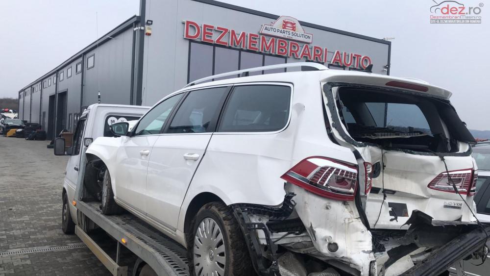 Dezmembram Volkswagen Passat B7 2 0 D An Fabr 2015 în Stalpu, Buzau Dezmembrari