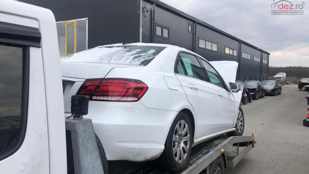 Dezmembram Mercedes Benz E 200 W212 2 2 Cdi An Fabr 2015 în Stalpu, Buzau Dezmembrari