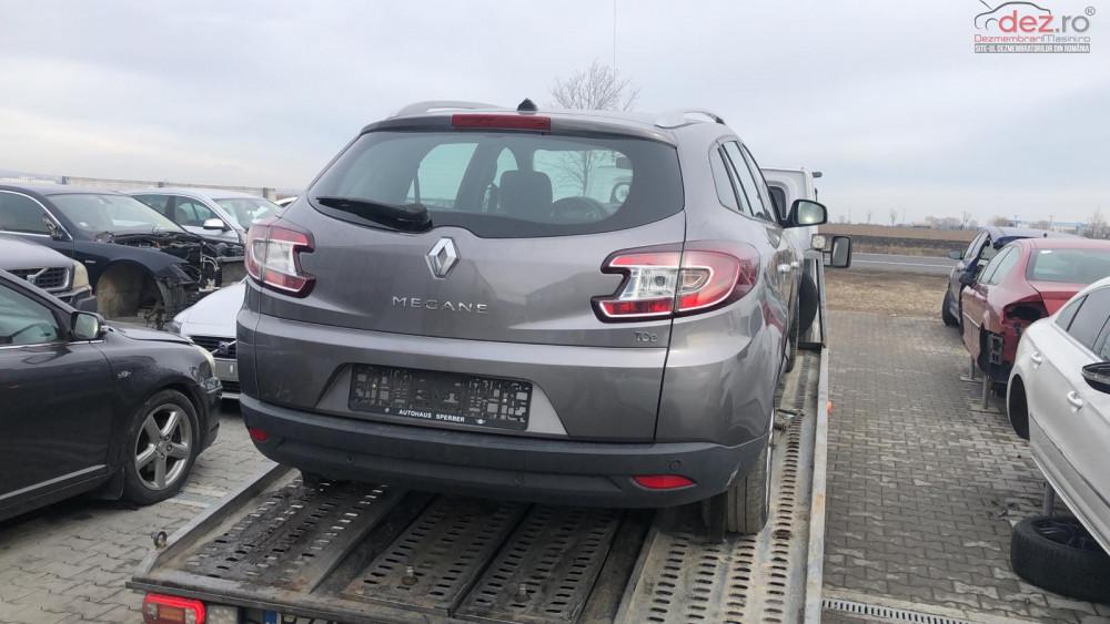 Renault Megane 3 1 4 Tce An Fabr 2011 în Stalpu, Buzau Dezmembrari