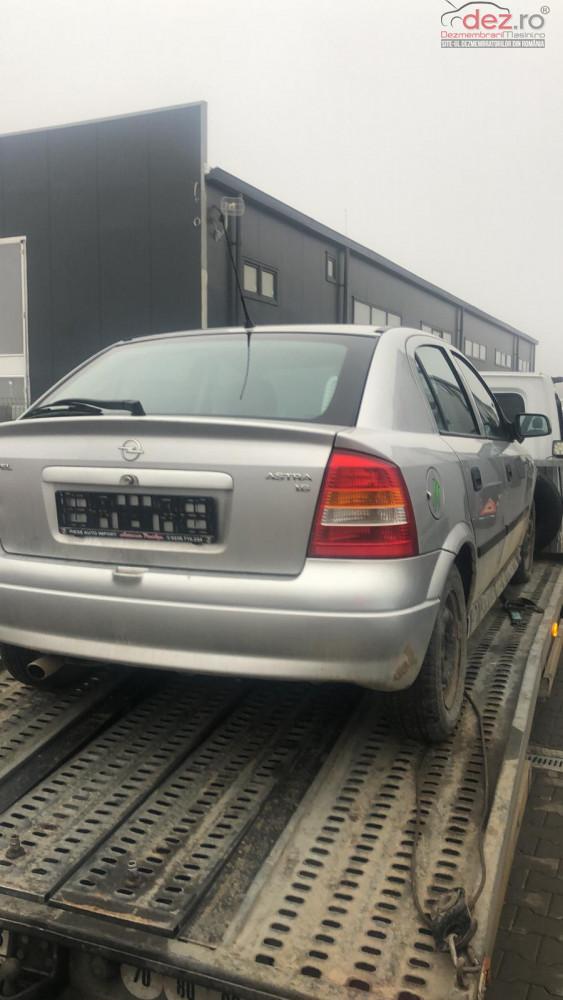 Dezmembram Opel Astra G 1 6 Benzina 8 Valve An Fabr 2001 în Stalpu, Buzau Dezmembrari