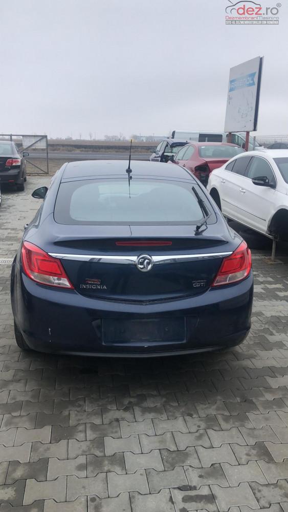 Dezmembram Opel Insignia 2 0 D An Fabr 2011 în Stalpu, Buzau Dezmembrari