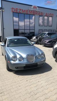 Dezmembram Jaguar 2 7 D An Fabr 2007 Dezmembrări auto în Stalpu, Buzau Dezmembrari