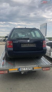 Dezmembram Volkswagen Passat B5 1 9 D Automat An Fabr 2001 Dezmembrări auto în Stalpu, Buzau Dezmembrari