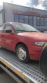 Dezmembram Hyundai Accent 1 5 Benzina An Fabr 1996 Dezmembrări auto în Stalpu, Buzau Dezmembrari