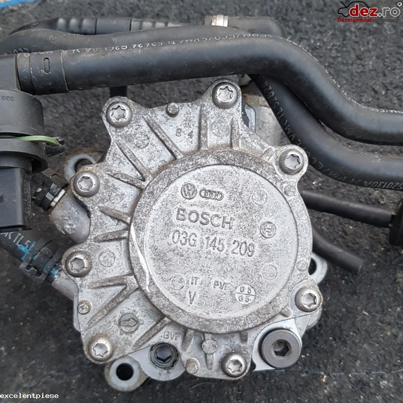 Pompa Tandem Audi A4 B7 Vw Passat B6 Seat Skoda Superb 2 0 Tdi Euro 4 în Bacau, Bacau Dezmembrari