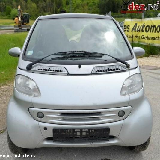 Dezmembrez Smart Fortwo City Coupe Gri (450) 0 6 Turbo 40 Kw 2001 în Bacau, Bacau Dezmembrari