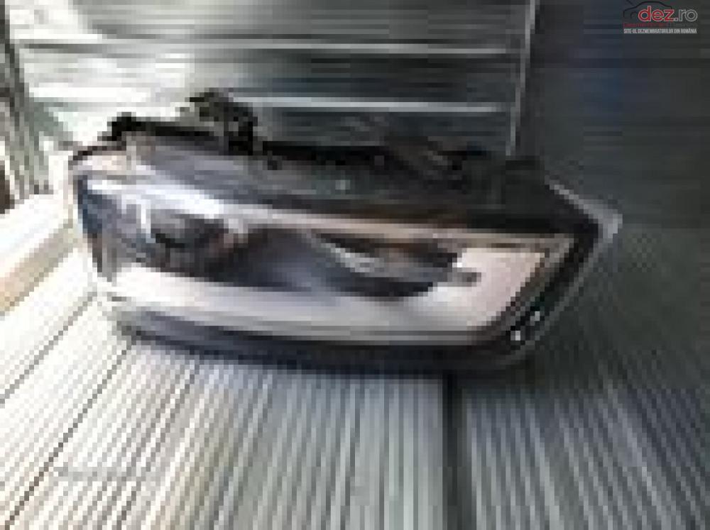 Far Dreapta Xenon Original Audi Q3 8u 8u0941004h Piese auto în Topoloveni, Arges Dezmembrari