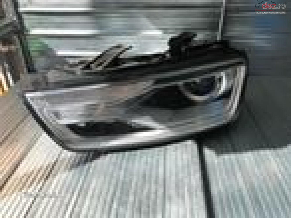 Far Stanga Bi Xenon Audi Q3 8u 8u941005c Piese auto în Topoloveni, Arges Dezmembrari