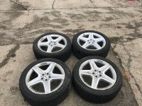 Jante Mercedes Ml W166 5x112 R20 9j Et57 A16640120002 cod A16640120002 Piese auto în Topoloveni, Arges Dezmembrari